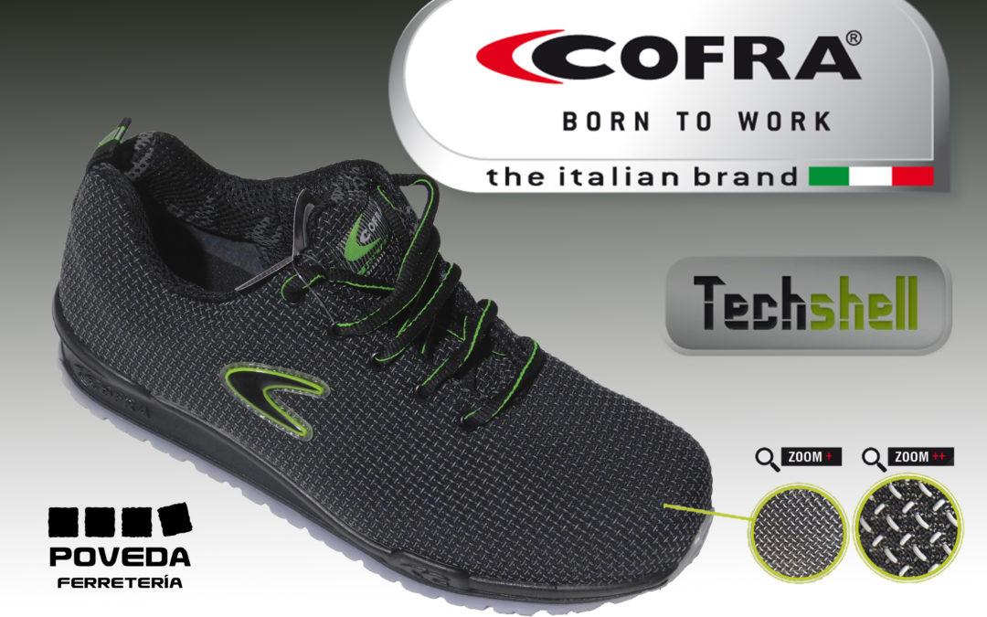 Calzado de seguridad Cofra.