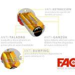 imagen del funcionamiento del cerrofo fac de seguridad anti bumping