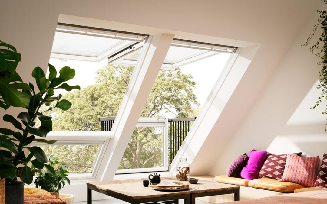Ventanas Velux, la mejor solución para dar luz a tu hogar